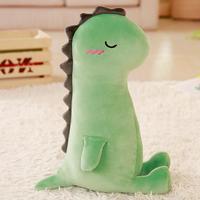Sitting Dinosaur Plush - Green (80cm)