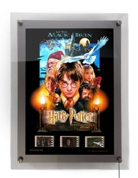 FilmCells: Harry Potter (The Philosopher's Stone) - Acrylic LightCell