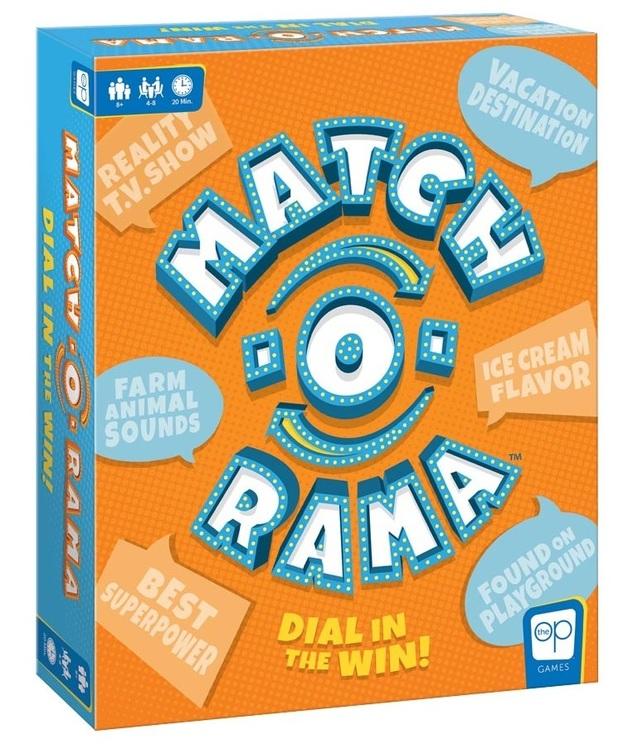 Match-O-Rama - Party Game