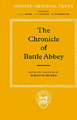 The Chronicle of Battle Abbey image