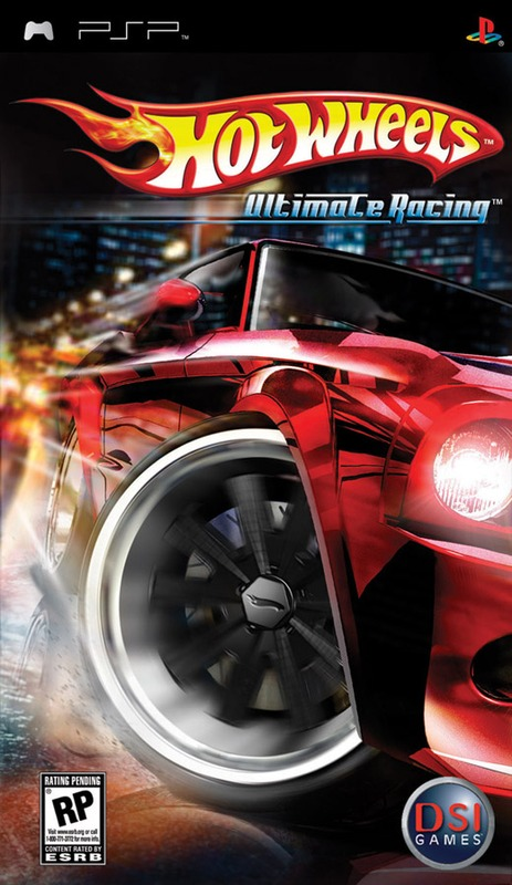 Hot Wheels Ultimate Racing for PSP