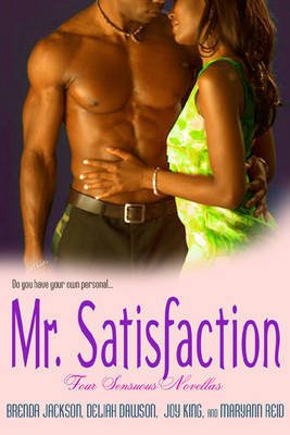 Mr. Satisfaction by Brenda Jackson