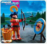 Playmobil - Archer with Target (4762)