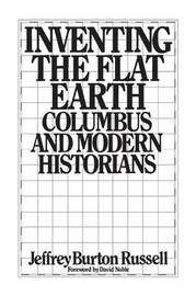 Inventing the Flat Earth by Jeffrey Burton Russell image