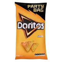 Doritos Corn Chips Salsa (300g)