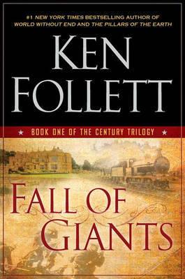 Fall of Giants (Century Trilogy #1) US Ed. by Ken Follett image