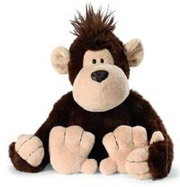Nici: Wild Friends - Monkey Nardu Plush