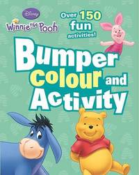 Disney Bumper Colouring and Activity