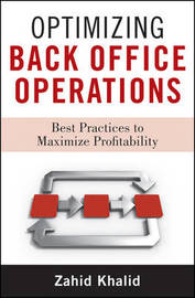 Optimizing Back Office Operations by Zahid Khalid image