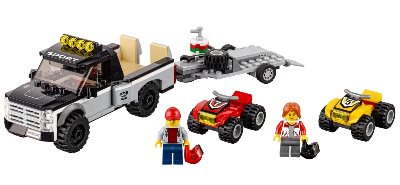 LEGO City: ATV Race Team (60148) image