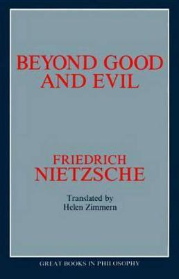 Beyond Good And Evil by Friedrich Wilhelm Nietzsche image