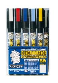 Gundam: Marker Set - SEED Destiny #1