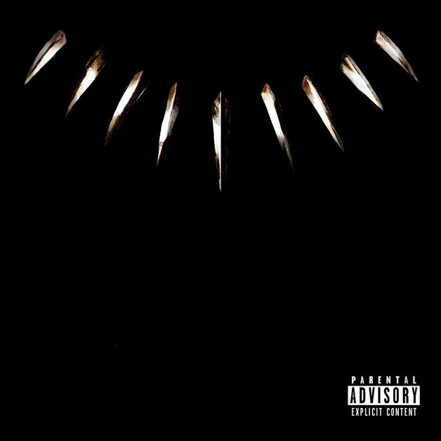 Black Panther - The Album Music From And Inspired By (LP) by Various Artists