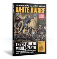 White Dwarf: September 2018