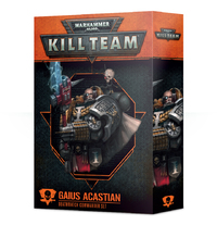 Warhammer 40,000: Kill Team Commander: Gaius Acastian