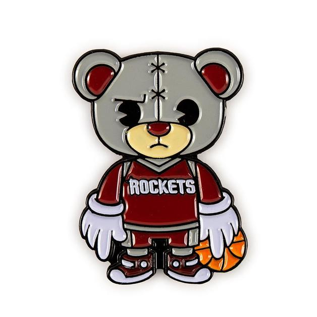 NBA: Houston Rockets - Clutch Mascot Enamel Pin