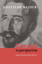 Conrad in Perspective by Zdzislaw Najder image
