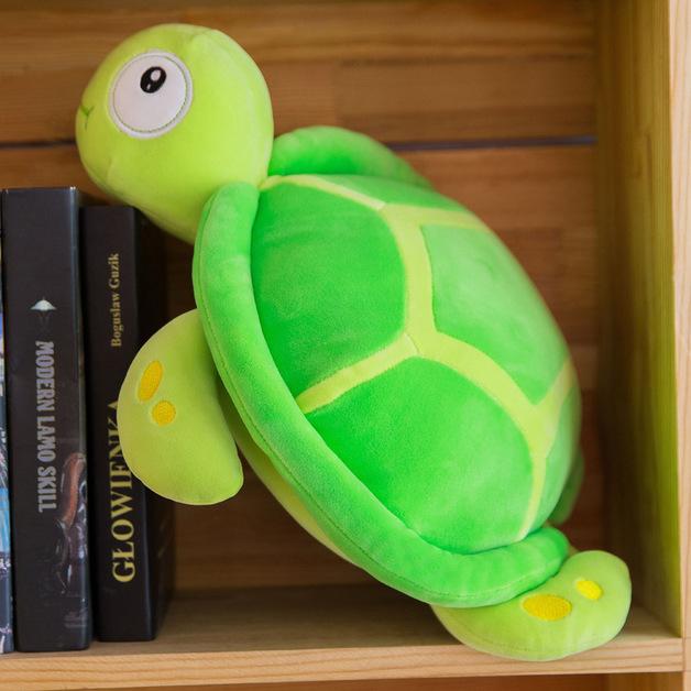 Gorilla: Tortoise Plush - Green (60cm)