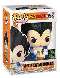 Dragon Ball Z: Vegeta (Eating Noodles) - Pop! Vinyl Figure image