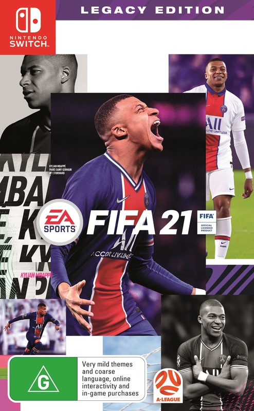 FIFA 21 Legacy Edition for Switch