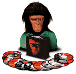 Planet Of The Apes - Ultimate Edition (14 Disc Ape Head) on DVD