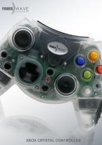 Powerwave Xbox Controller (Crystal) for Xbox