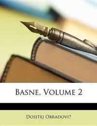 Basne, Volume 2 by Dositej Obradovi image