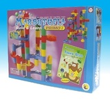 Marbutopia Marble Run 52 Piece Set