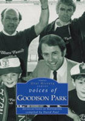Goodison Voices by David Paul