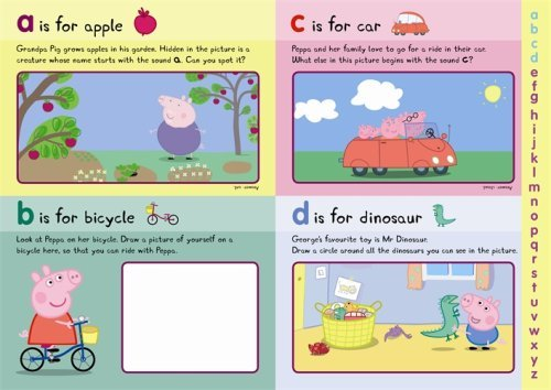 Peppa Pig Abc image