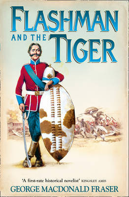 Flashman and the Tiger by George MacDonald Fraser image
