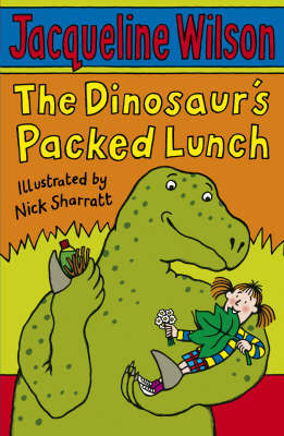 The Dinosaur's Packed Lunch by Jacqueline Wilson image