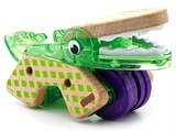 Fisher-Price: Wooden Toys Chomping Gator