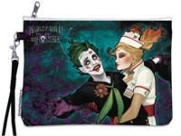DC Bombshells: Joker & Harley - Quinn Wristlet Purse