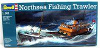 Revell: 1/142 North Sea Trawler - Model Kit