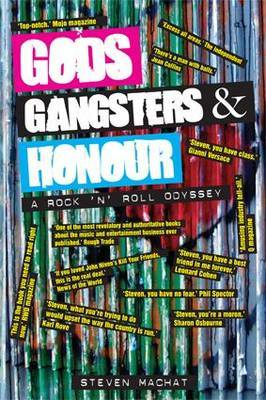Gods, Gangsters and Honour by Steven Machat image