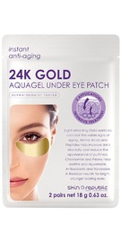 The Skin Republic: Gold Hydrogel Under Eye Patches (2s)