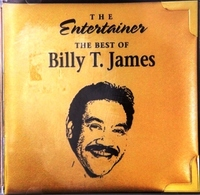 The Entertainer - Best of by Billy T. James image