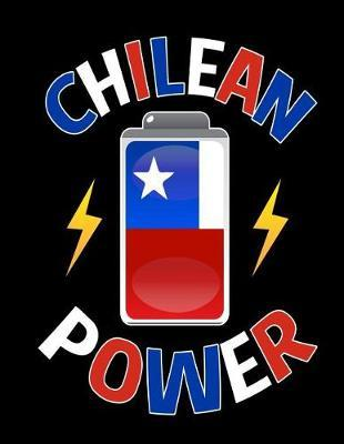 Chilean Power Notebook by Greattiming Publishing Co