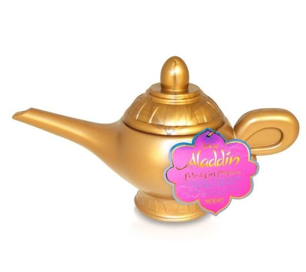 Mad Beauty: Aladdin's Lamp Bubble Bath