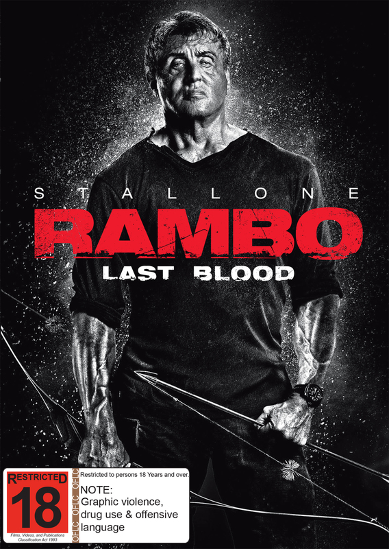 Rambo: Last Blood on DVD