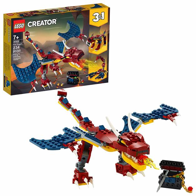 LEGO Creator: Fire Dragon - (31102)