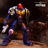 "Warhammer 40k: Ultramarines Primaris Assault Intercessor - 7"" Action Figure image"