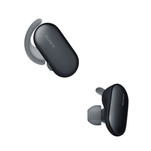 Sony WFSP900B Sports In-Ear Headphones Black
