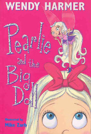 Pearlie And The Big Doll by Wendy Harmer image