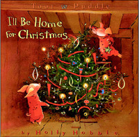 I'LL be Home for Christmas by Holly Hobbie image