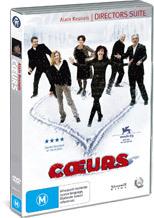 Coeurs on DVD