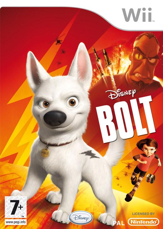 Bolt for Wii image