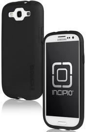 Incipio Samsung Galaxy S III Silicrylic DualPro Hard Shell Case with Silicone Core - Black & Black image