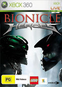 Bionicle Heroes for Xbox 360